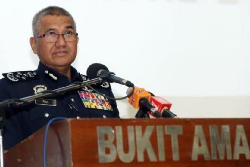 Kepala Polisi Negara Malaysia, Inspektur Jenderal Polisi Tan Sri Mohamad Fuzi Harun