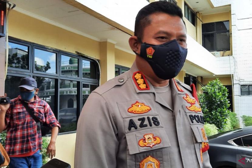 Kepala Polres Metro Jakarta Selatan (Kapolrestro Jaksel), Kombes Azis Andriansyah.