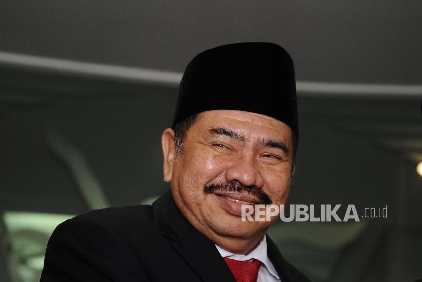 Kepala PPATK Kiagus Ahmad Badaruddin masa bakti 2016-2021