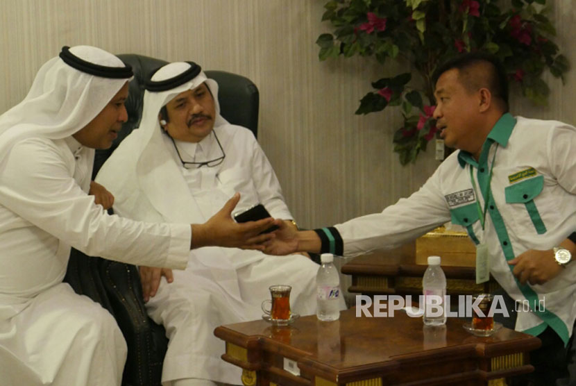 Ini Sisi Lain Pekerjaan Muthawif Asal Indonesia Republika Online