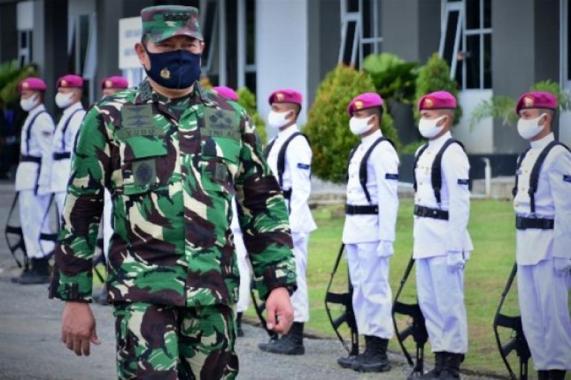 Kepala Staf Angkatan Laut (KSAL) Laksamana Yudo Margono.