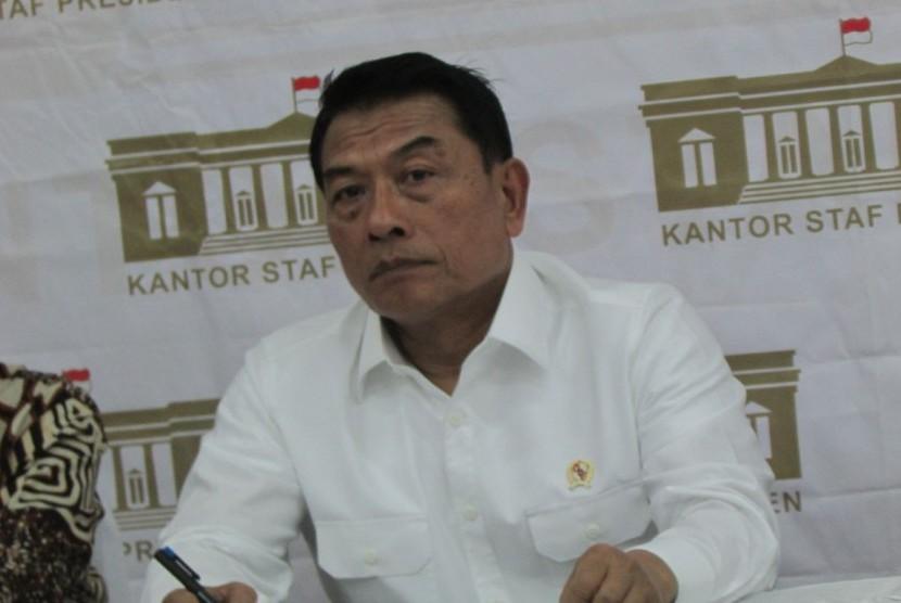 Kepala Staf Kepresidenan, Moeldoko