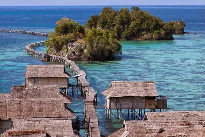 Kepulauan Togean.