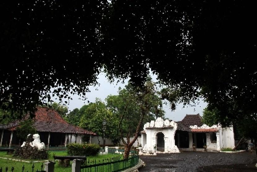 Keraton Kasepuhan Cirebon.