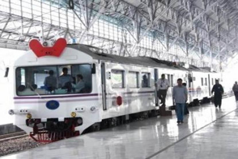 Empat Bandara Di Indonesia Ini Akan Miliki Kereta Api Bandara Republika Online