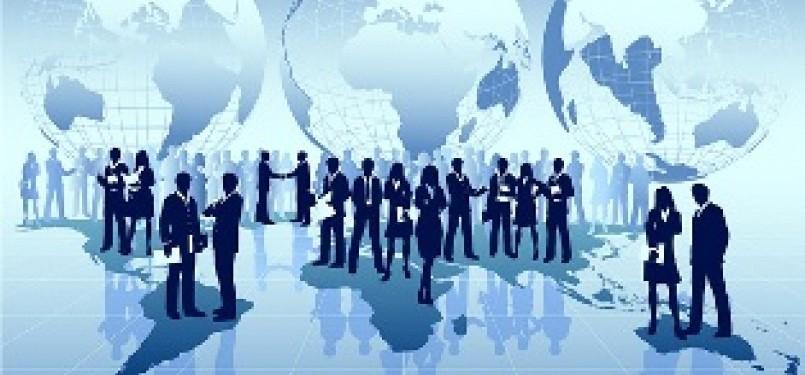 Kerjasama internasional (ilustrasi)