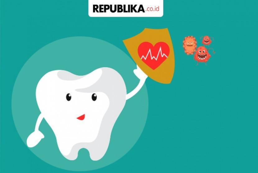 Tujuh Makanan Yang Mengancam Kesehatan Gigi Republika Online