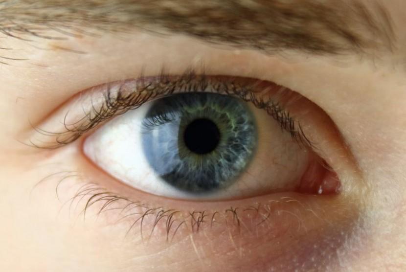 Kesehatan mata harus diperhatikan.