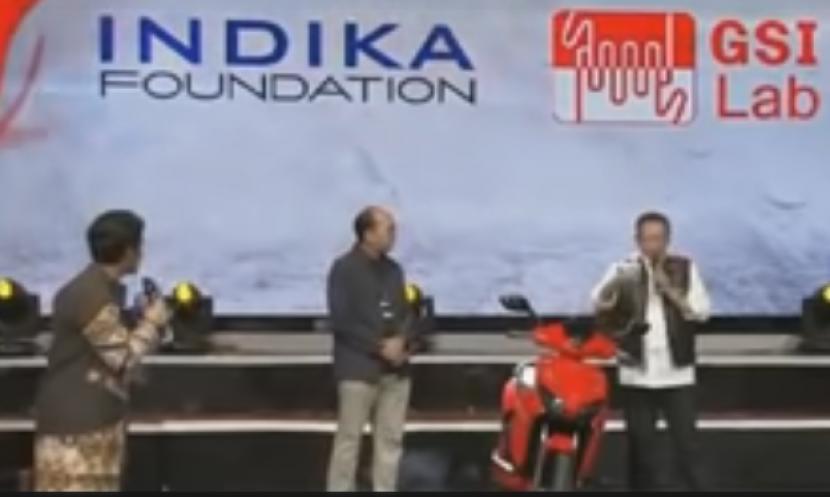 Pemenang Baru Lelang Motor Jokowi Diumumkan Siang Ini