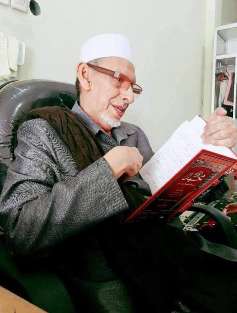 Ketua Al Khairaat Habib Saggaf Al Jufri Meninggal Dunia