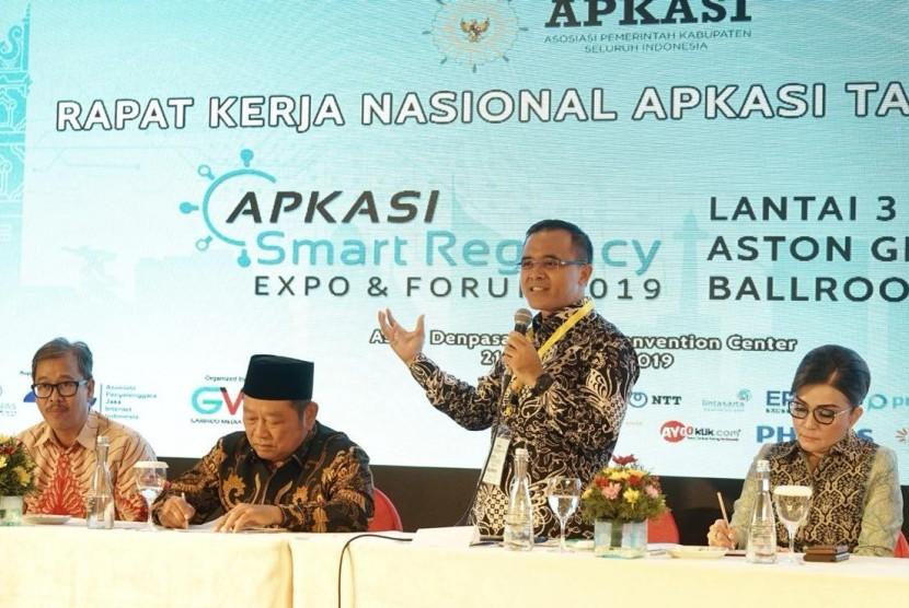 Apkasi Ajak Pemda Se Indonesia Bersiap Sambut New Normal