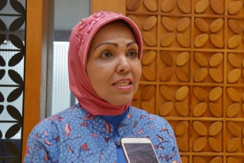 Ketua Badan Kerja Sama Antar Parlemen (BKSAP) DPR RI Nurhayati Ali Assegaf