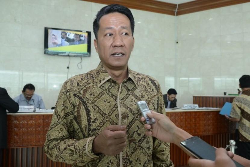 Ketua Badan Legislasi (Baleg) DPR RI Supratman Andi Agtas.