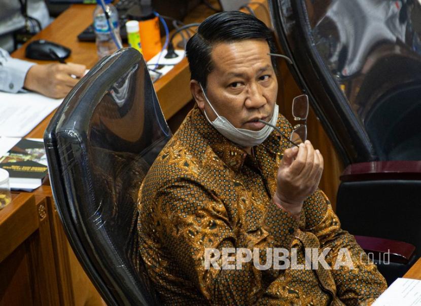 Ketua Badan Legislasi (Baleg) DPR RI Supratman Andi Agtas