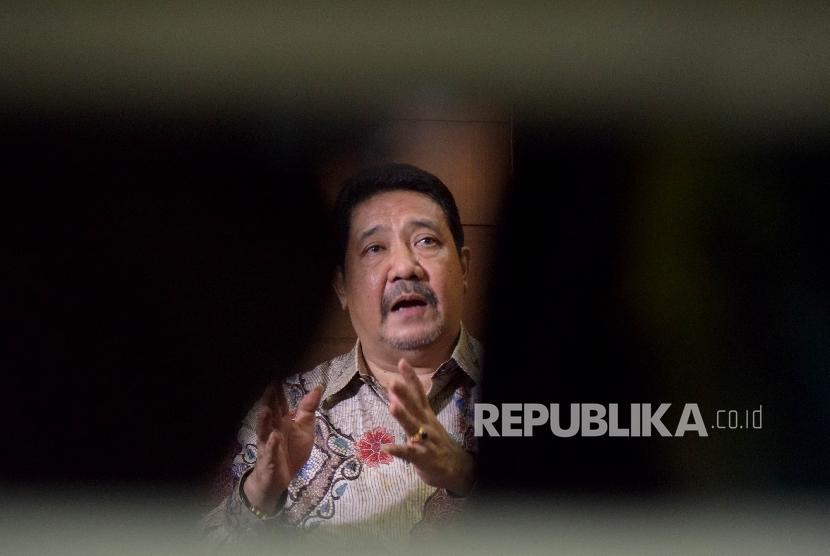 Anggota Panitia Seleksi Capim KPK, Hendardi.