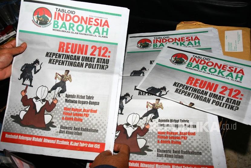 Tabloid Indonesia Barokah (ilustrasi)