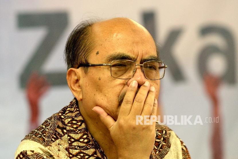 Ketua BAZNAS - Bambang Sudibyo