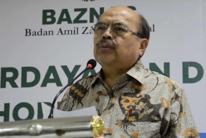 Ketua Baznas, Bambang Sudibyo