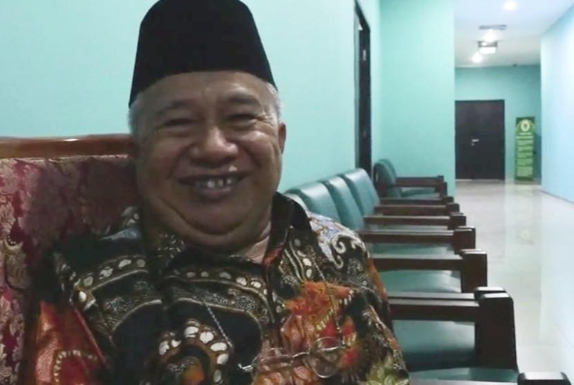 Ketua Bidang Hubungan Luar Negeri MUI, Muhyiddin Junaidi