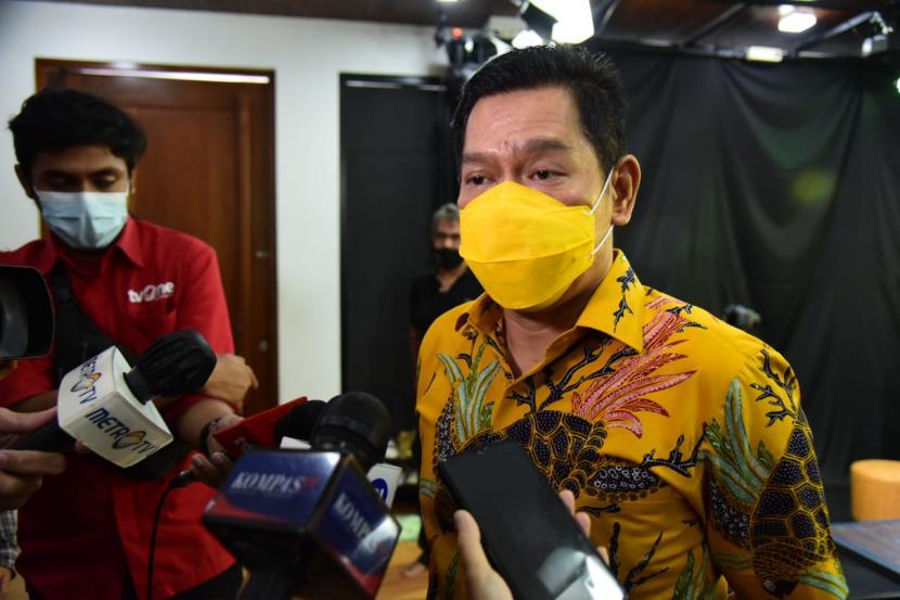 Ketua Bidang Hukum DPP Partai Golkar Adies Kadir.
