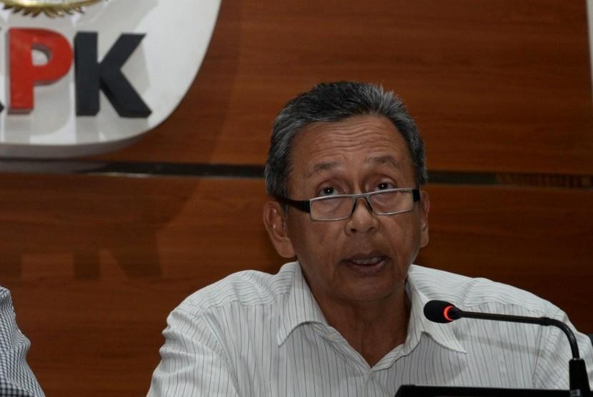 Ketua BPK Moermahadi Soerja Djanegara.