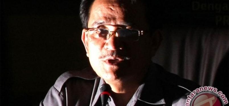 Ketua BPS Suryamin