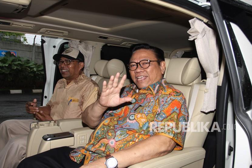 Ketua Dewan Pakar DPP Partai Golkar Agung Laksono.