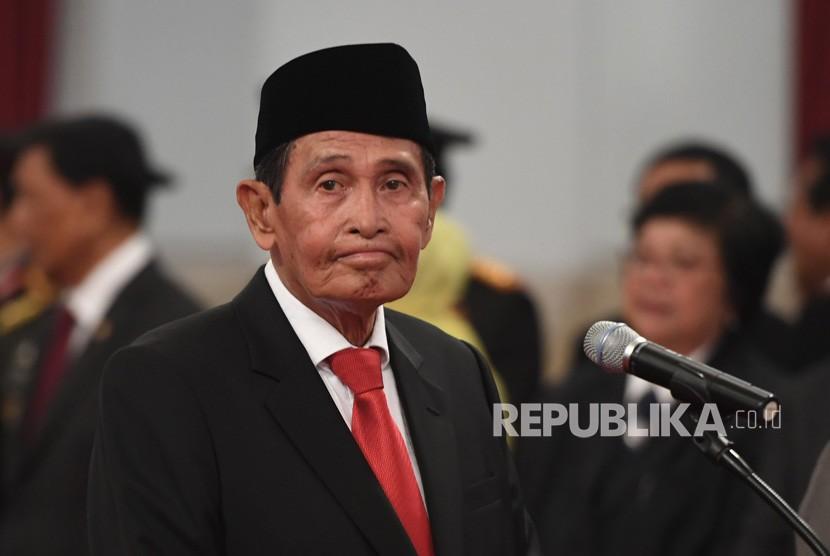 Ketua Dewan Pengawas KPK Tumpak Hatorangan Panggabean.