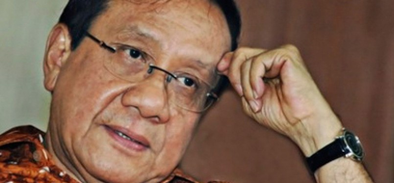 Ketua Dewan Pertimbangan DPP Partai Golkar, Akbar Tandjung