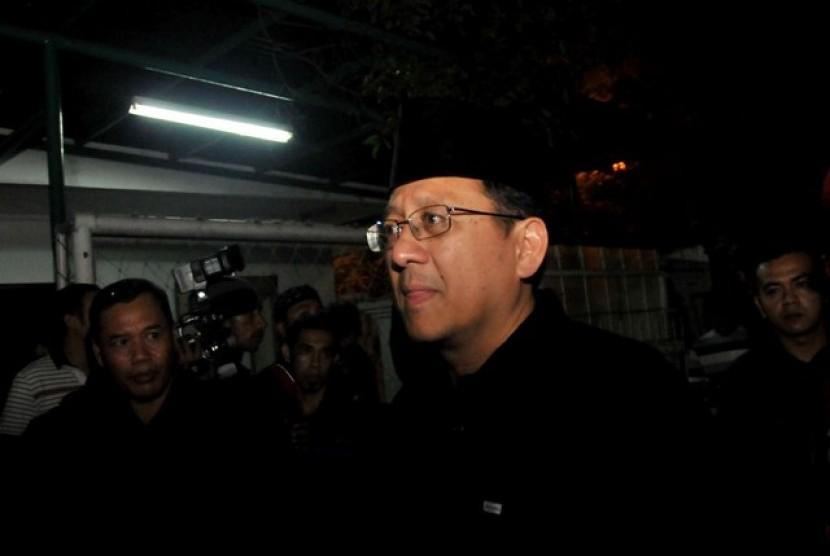 Ketua Dewan Perwakilan Daerah (DPD) Irman Gusman