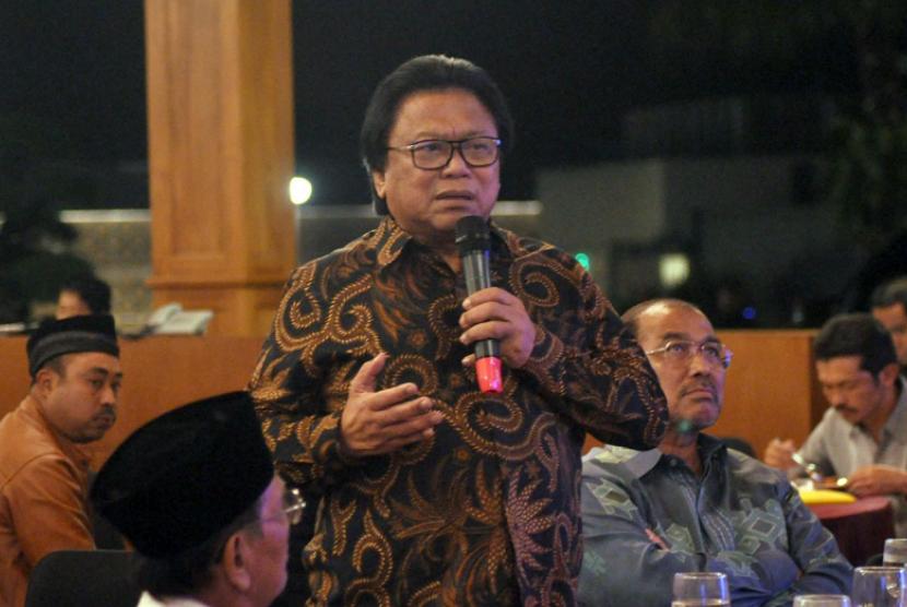 Ketua Dewan Perwakilan Daerah (DPD) Oesman Sapta Odang