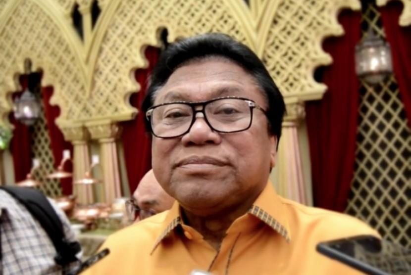 Regional Representative Council (DPD) Speaker Oesman Sapta Odang