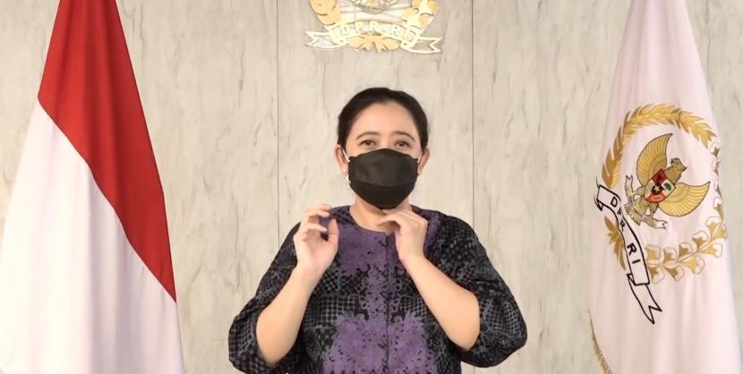 Ketua Dewan Perwakilan Rakyat Republik Indonesia, Puan Maharani