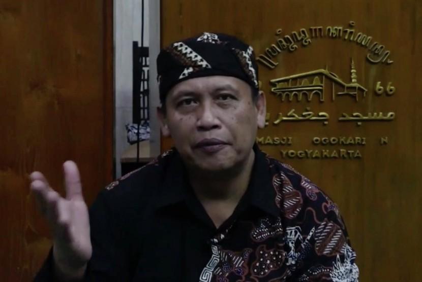 Ketua Dewan Syuro Takmir Masjid Jogokariyan, Ustaz Muhammad Jazir ASP