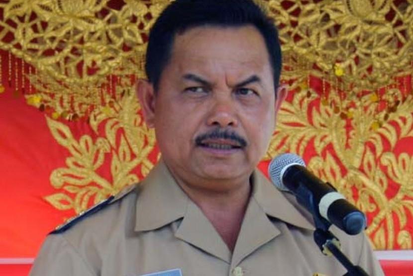 Ketua DPD PAN Kota Padang Fauzi Bahar.