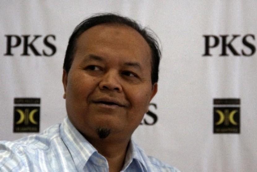 Ketua DPP Partai Keadilan Sejahtera (PKS), Hidayat Nur Wahid.
