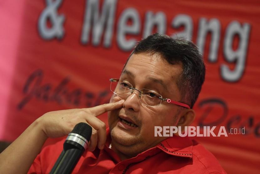 Wakil Komisi III DPR RI Trimedya Pandjaitan