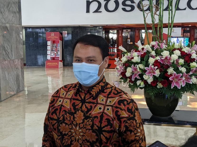 Ketua DPP PDIP, Ahmad Basarah.