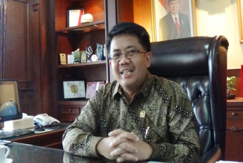 Ketua DPP PKS, Shohibul Iman