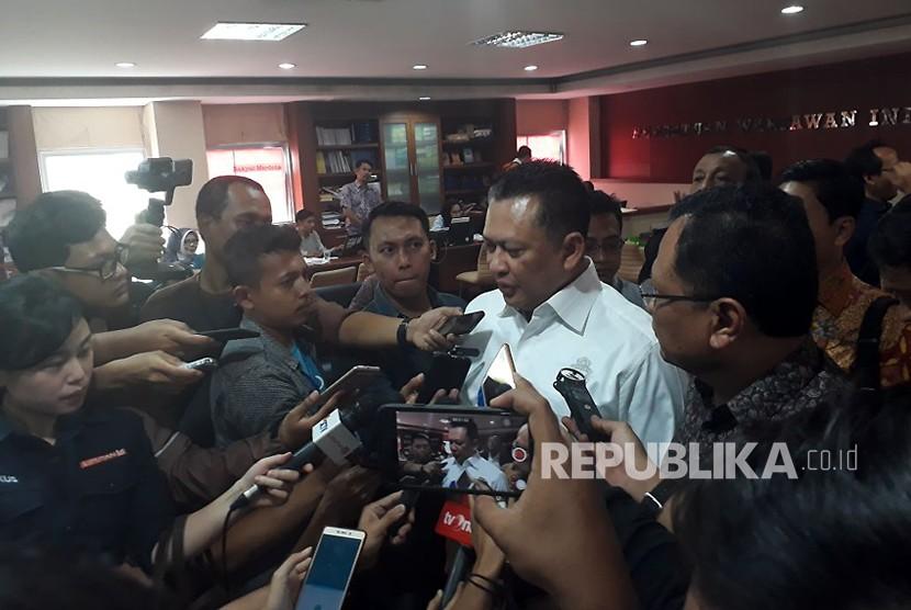 Ketua DPR, Bambang Soesatyo.