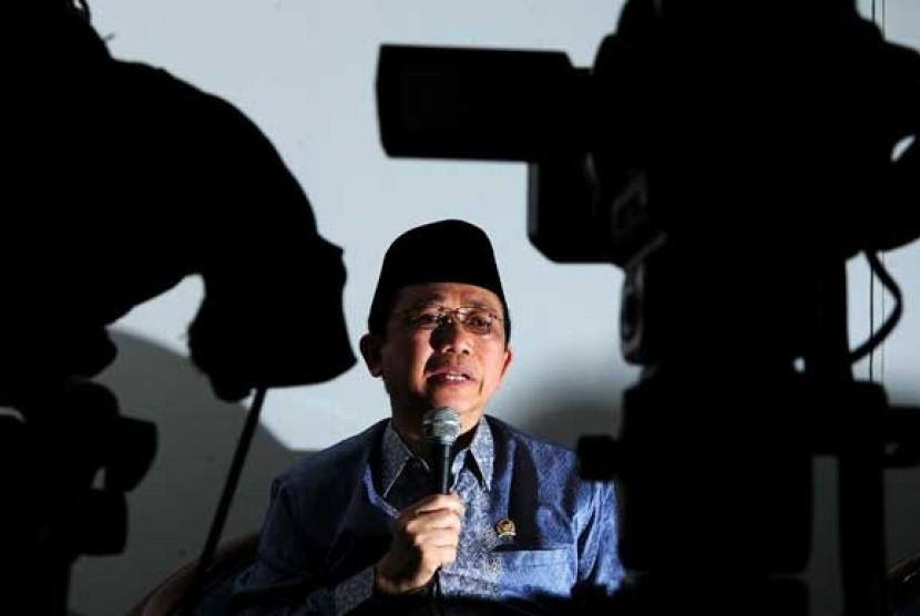 Ketua DPR Marzuki Alie