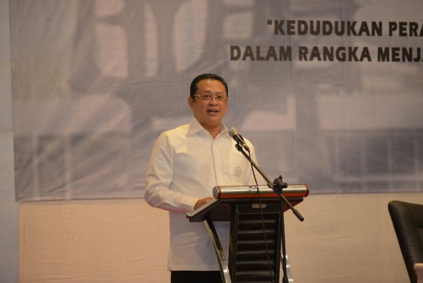 Bambang Soesatyo.