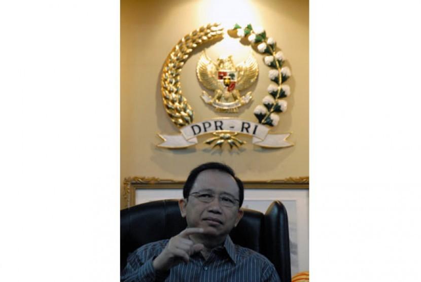 Ketua DPR RI Marzuki Alie