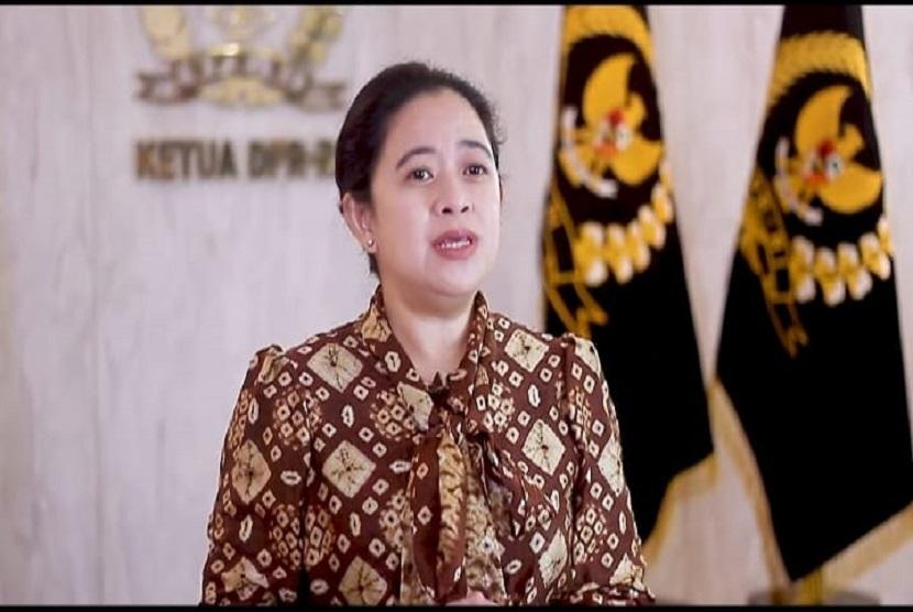 Ketua DPR-RI Puan Maharani