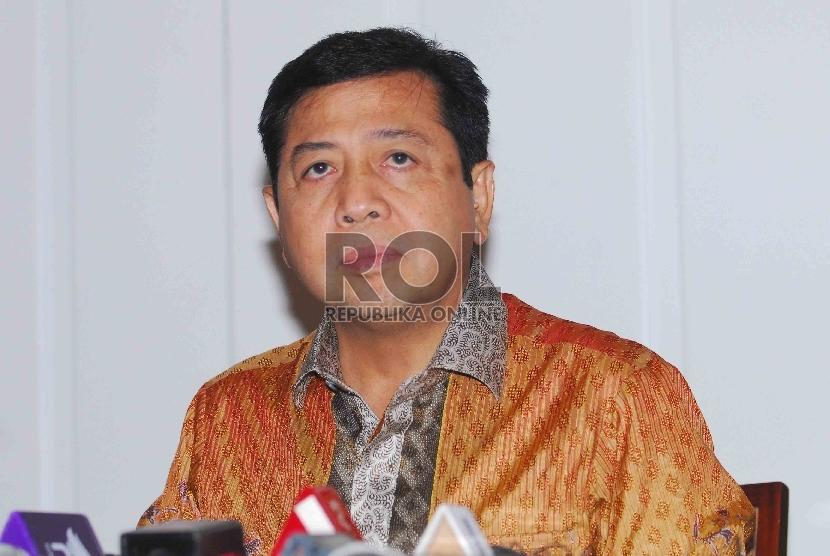Ketua DPR Setya Novanto