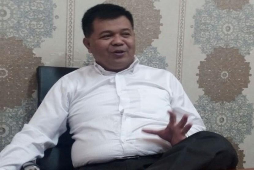 Ketua DPRD Kabupaten Bandung Barat Aa Umbara Sutisna SIP