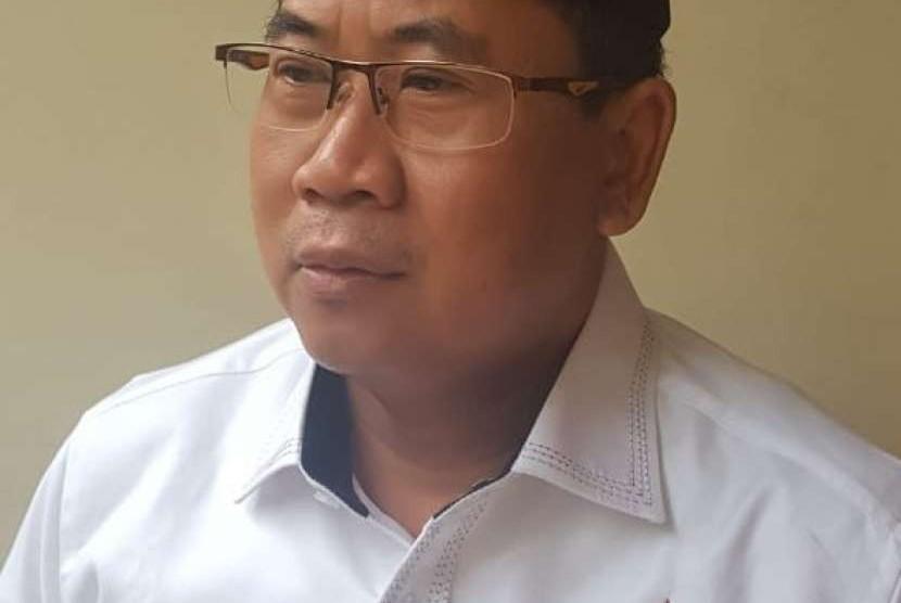 Ketua DPW APKLI (Asosiasi Pedagang Kaki Lima) DKI Jakarta, Sudarto.