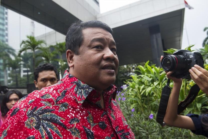 Ketua Fraksi Nasional Demokrat DPRD DKI Jakarta Bestari Barus.