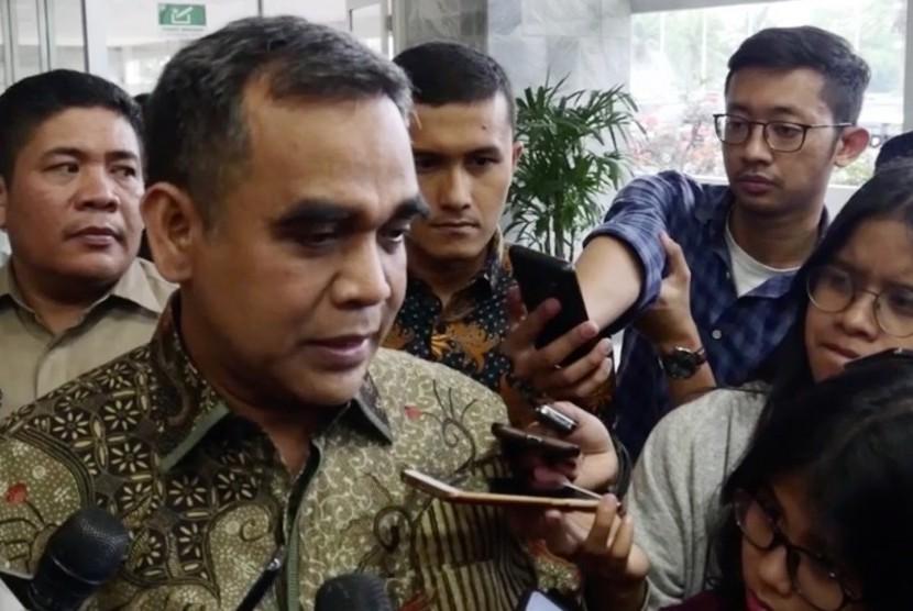 Wakil Ketua MPR RI Ahmad Muzani