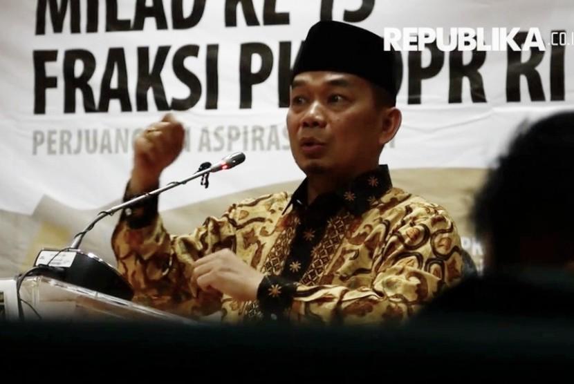 Ketua Fraksi Partai Keadilan Sejahtera Jazuli Juwaini